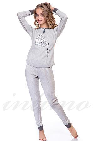 Пижама, хлопок Massana, Испания P671230 фото