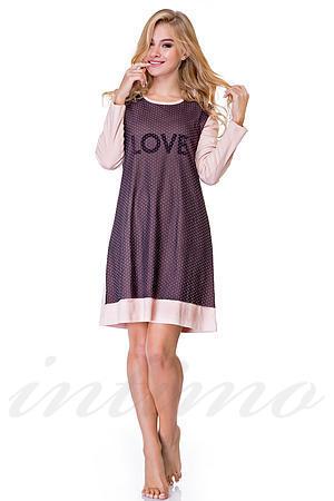 Домашнее платье, хлопок Infiore, Италия ASS631040 фото