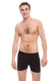 Облегающие мужские термошорты вискоза, шерсть
