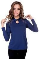 Пуловер, віскоза Andra 3787 - фото №2