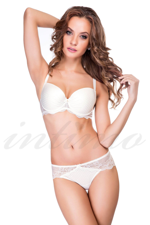 4c28179be44f Комплект белья: бюстгальтер push up и трусики бразилиана Jasmine Juli-Selena