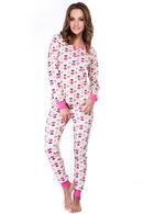 Пижама, хлопок German Volf 7016, 50093 - фото №1