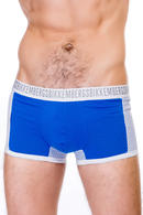 Трусы мужские boxer, хлопок Bikkembergs P861L16 - фото №3