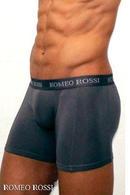 Труси чоловічі boxer, бавовна, модал Romeo Rossi 7001 - фото №1