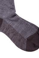Шкарпетки чоловічі Ermenegildo Zegna ZA9992-85, 50684 - фото №1