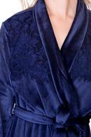 Товар с дефектом: халат женский Lormar 67604I - фото №2