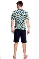Футболка и шорты, хлопок Cornette 146-23, 51093 - фото №3