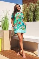 Сукня, віскоза Ora 800111-P - фото №2