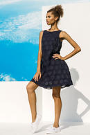 Сукня, бавовна Ora 18017 51815 - фото №3