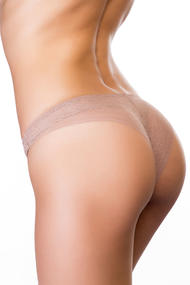 Item with defect: Brazilian panties
