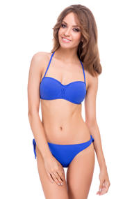 Swimsuit balconet push up, swimming trunks brazilian