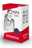 Женская термофутболка, полиэстер и вискоза Kifa ФЖ-529, 54282 - фото №2