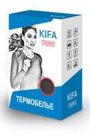 Термоджемпер женский с длинными рукавами, полиэстер и вискоза Kifa ДЖ-530А, 54297 - фото №2