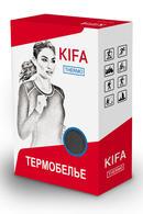 Термоджемпер женский с длинными рукавами, полиэстер и вискоза Kifa ДЖ-523, 54324 - фото №2