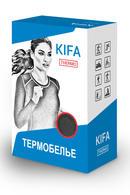 Термолосины женские, полиэстер и вискоза Kifa ЛЖ-524А, 54327 - фото №2