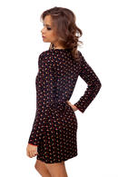 Домашнее платье, вискоза Lida 2903, 55255 - фото №1