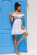 Платье, хлопок Ora 19011, 55848 - фото №1