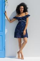 Платье, хлопок Ora 19011, 55849 - фото №1