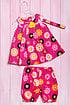 Комплект: Плаття і шортики, бавовна