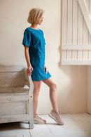 Платье, хлопок Ora 400122, 57043 - фото №1
