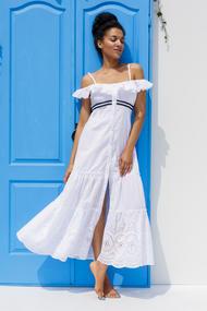38898532ddf50 Белые пляжные платья - купить белое пляжное платье по отличной цене ...