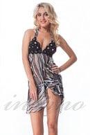 Пляжное платье Ora 10877 - фото №3