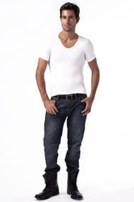 Чоловіча футболка для додання стрункості bb13c7480693c